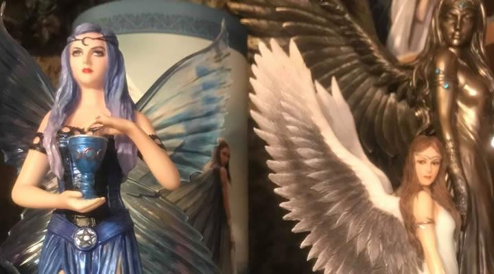 Fantasy Figurines logo