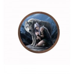 Anne Stokes 3D Coin Purse Protector