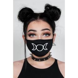 Face Mask Triple Moon