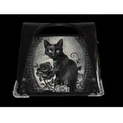 Alchemy Gothic 3D Handbag Cat Paracelsus
