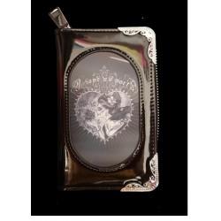 Alchemy Gothic 3D Purse Perfume De La Mort