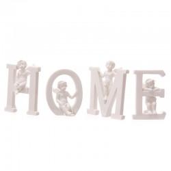 Cherub Home Sign