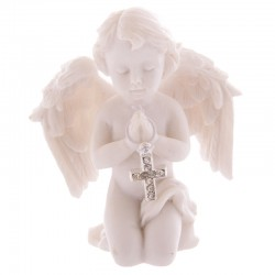 Cherub Kneeling Figurine