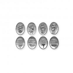 Angel Coins Michael, Gabriel, Raphael & Uriel