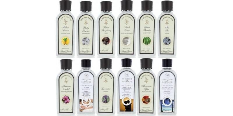 Fragrance Lamps & Oils