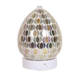 LED Ultrasonic Diffuser Gold/Silver Moon