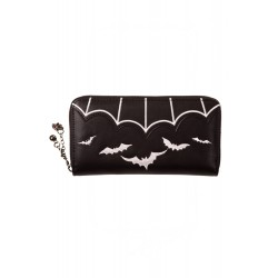 Banned White Bats Purse