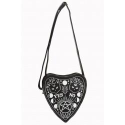 Banned Ouija Planchette Handbag