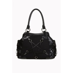 Banned Pentagram Handbag