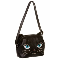 Banned Bag Cat Face