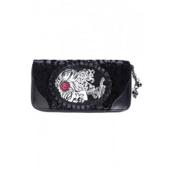 Banned Lolita Rose Cameo Purse