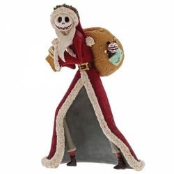 Disney Showcase Nightmare Before Christmas Santa Jack Skellington