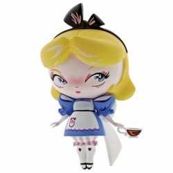 Disney Miss Mindy Alice In Wonderland Alice Vinyl Figurine