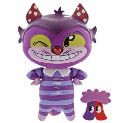 Disney Miss Mindy Alice In Wonderland Cheshire Cat Vinyl Figurine