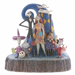 Disney Traditions Nightmare Before Christmas What A Wonderful Nightmare