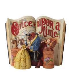 Disney Traditions Beauty & The Beast Love Endures Storybook
