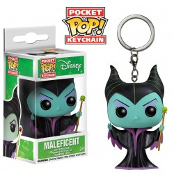 Pop! Vinyl Keyring Disney Maleficent