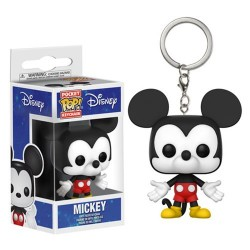 Pop! Vinyl Keyring Disney Mickey Mouse
