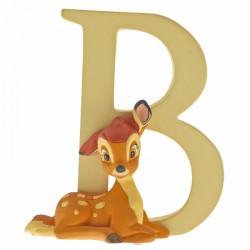 Disney Alphabet Letter 'B' Bambi