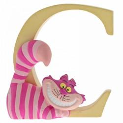 Disney Alphabet Letter 'C' Cheshire Cat