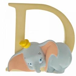 Disney Alphabet Letter 'D' Dumbo
