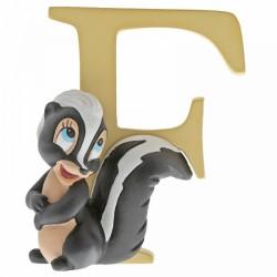 Disney Alphabet Letter 'F' Flower