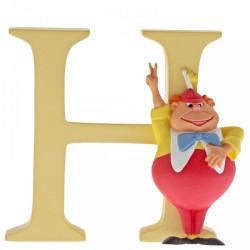 Disney Alphabet Letter 'H' Tweedle Dee