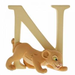 Disney Alphabet Letter 'N' Nala
