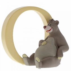 Disney Alphabet Letter 'O' Baloo