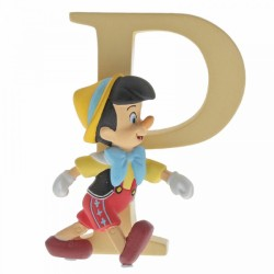 Disney Alphabet Letter 'P' Pinocchio