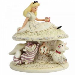 Disney Traditions Alice In Wonderland Whimsy and Wonder