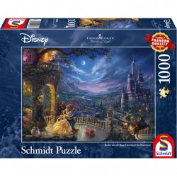 Disney Puzzle Beauty & The Beast