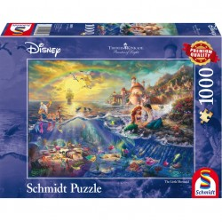 Disney Puzzle The Little Mermaid