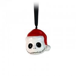 Disney Hanging Ornament The Nightmare Before Christmas Santa Jack