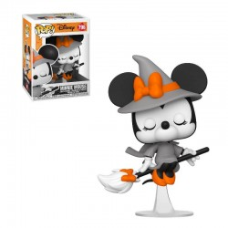 Pop! Vinyl Figurine Disney Halloween Minnie Mouse