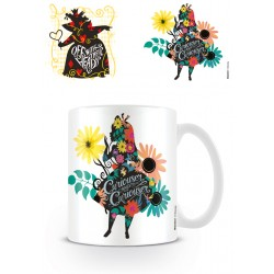 Disney Mug Alice In Wonderland Curiouser & Curiouser