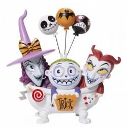 Disney Miss Mindy The Nightmare Before Christmas Lock Shock & Barrel