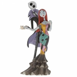 Disney Showcase Nightmare Before Christmas Couture Jack & Sally