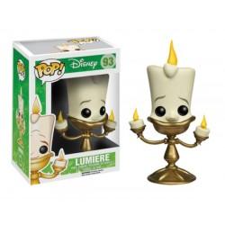 Pop! Vinyl Figurine Disney Beauty & The Beast Lumiere