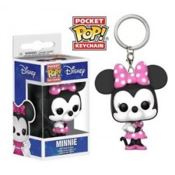 Pop! Vinyl Keyring Disney Minnie Mouse