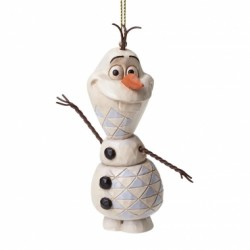 Disney Traditions Frozen Olaf Hanging Ornament