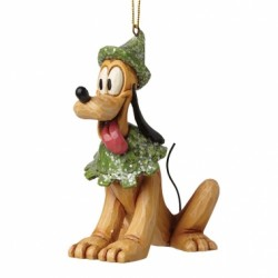 Disney Traditions Hanging Ornament-Sugar Coated Pluto