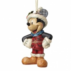 Disney Traditions Hanging Ornament-Sugar Coated Mickey