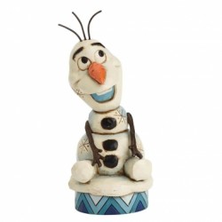 Disney Traditions Frozen Olaf Silly Snowman