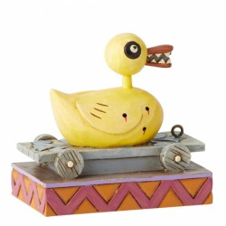 Disney Traditions Nightmare Before Christmas Killer Duck