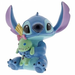 Disney Showcase Lilo & Stitch Stitch & Doll