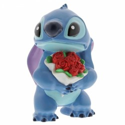 Disney Showcase Lilo & Stitch Stitch & Flowers