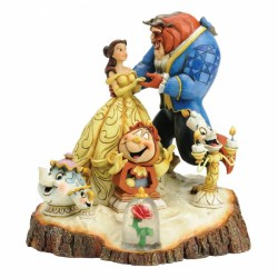 Disney Traditions Beauty & The Beast Tale As Old As Time