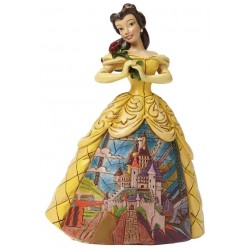 Disney Traditions Beauty & The Beast Belle Enchanted