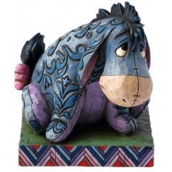 Disney Traditions Eeyore True Blue Companion